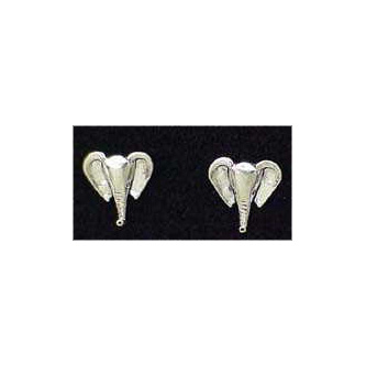 Elephant Earrings (Stud)