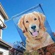 Border Collie House Flag