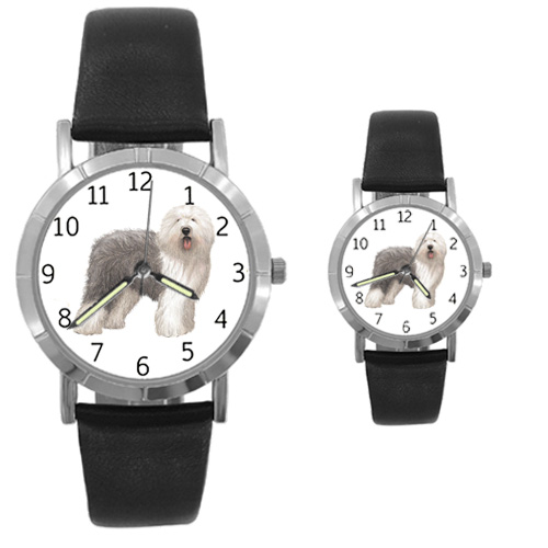 Old English Sheepdog Watch