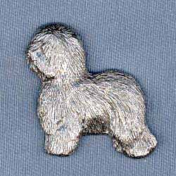 Old English Sheepdog Pin