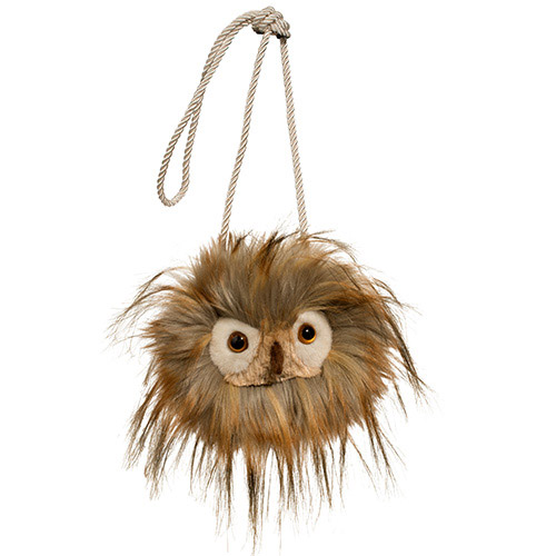 Owl Plush Stuffed Animal Purse