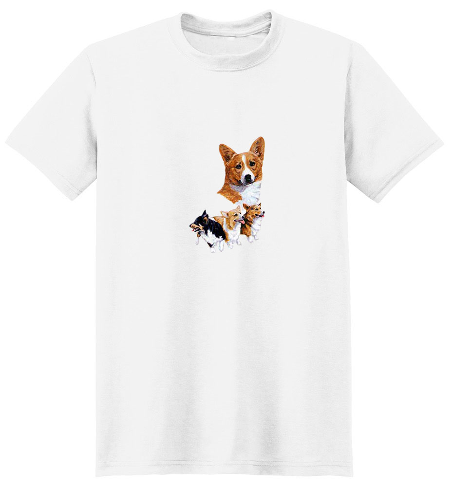 Corgi T-Shirt - Best Friends