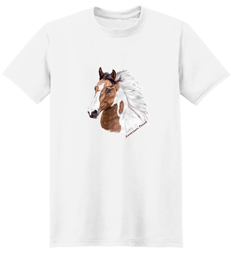 Paint Horse T Shirt - Proud Parent