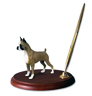 Boxer Pen Holder
