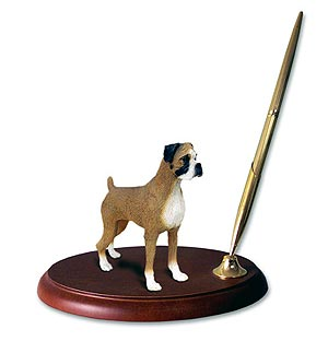 Boxer Pen Holder (Uncropped)