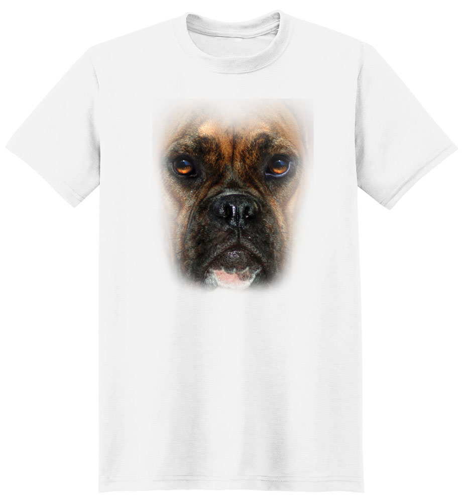 Boxer T Shirt Full Face