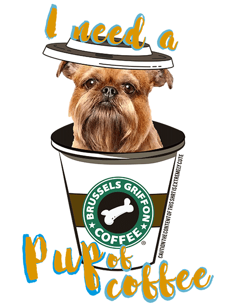 Brussels Griffon T Shirt - Coffee Mug