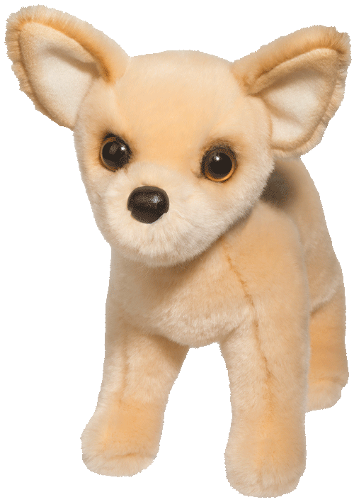 Carlos Chihuahua 10� Stuffed Plush Animal