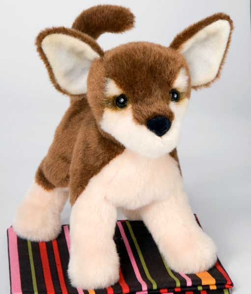 Chihuahua Plush Stuffed Animal 8 Inch