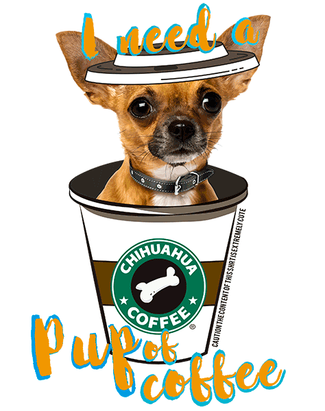 Chihuahua T Shirt - Coffee Mug