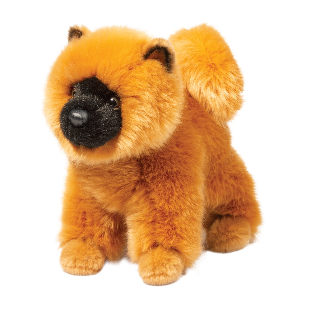 Taya the Chow Plush Stuffed Animal 10