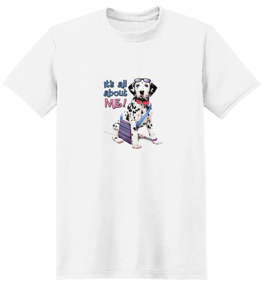Dalmatian T-Shirt - with Glasses