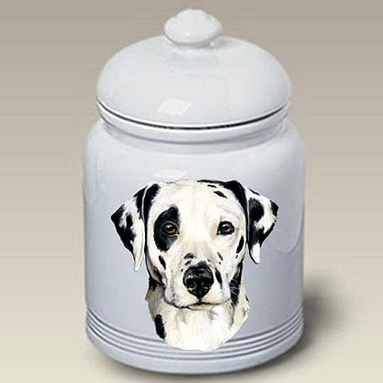 Dalmatian Treat Jar