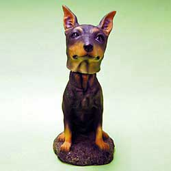 Doberman Pinscher Bobble Head