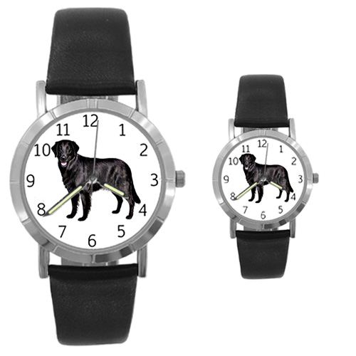 Flat-Coated Retriever Watch