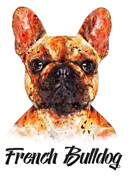 French Bulldog Fawn T-Shirt - Vivid Colors