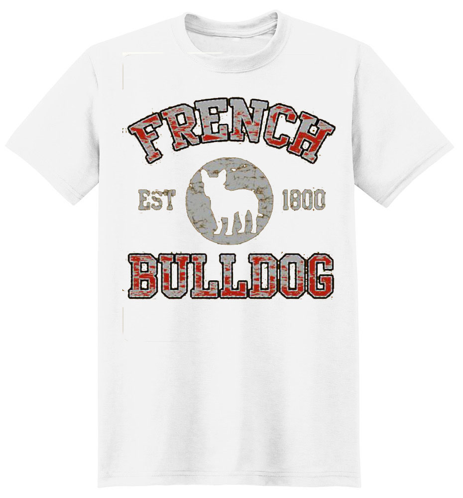 French Bulldog Shirt Est. 1800