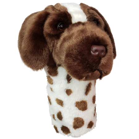 German Shorthair Pointer Golf Headcover