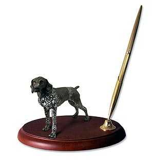 German Shorthaired Pointer Pen Holder