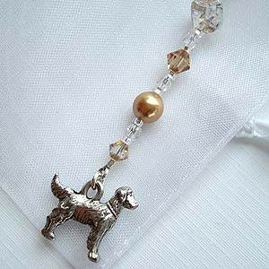 Golden Retriever Bookmark