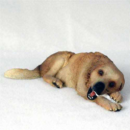 Golden Retriever Figurine MyDog