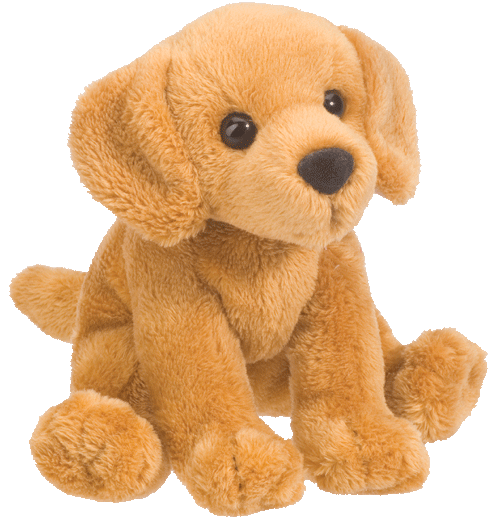 Gracie Golden Retriever 5� Stuffed Plush Animal