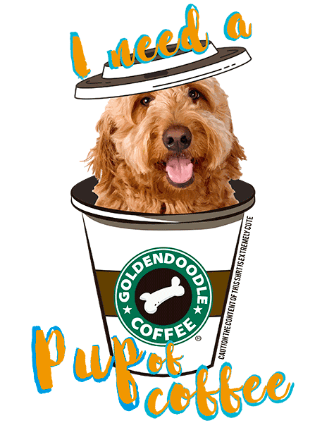 Goldendoodle T Shirt - Coffee Mug