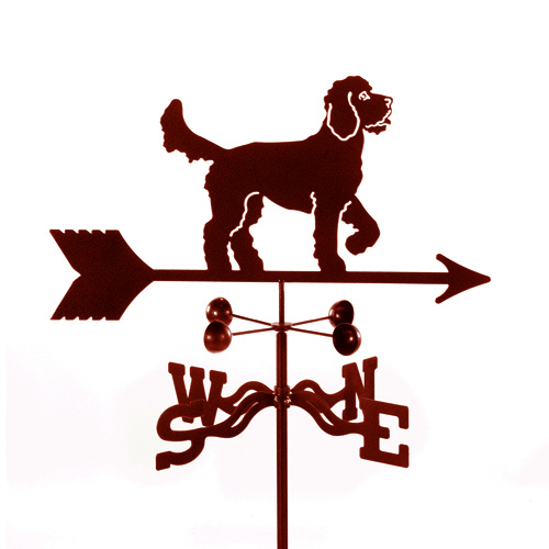 Goldendoodle Weathervane