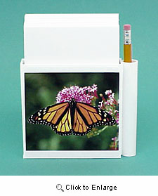 Butterfly Hold-a-Note