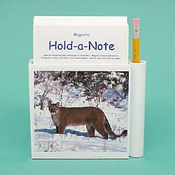 Cougar Hold-a-Note