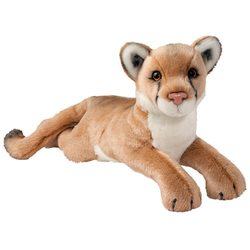 Cougar Plush Stuffed Animal