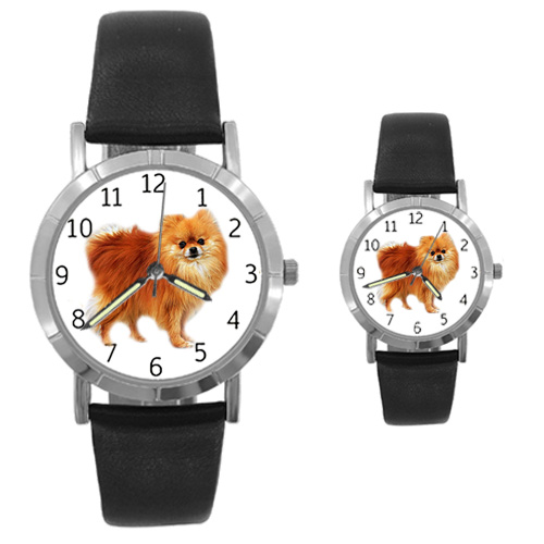 Pomeranian Watch