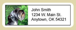 Sealyham Terrier Address Labels
