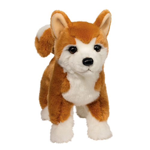 Shiba Inu Plush Stuffed Animal