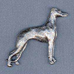 Whippet Pin