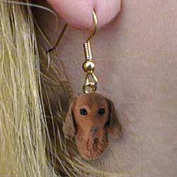 Vizsla Authentic Earrings