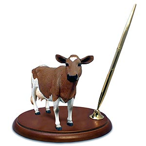 Cow Pen Holder (Guernsey)