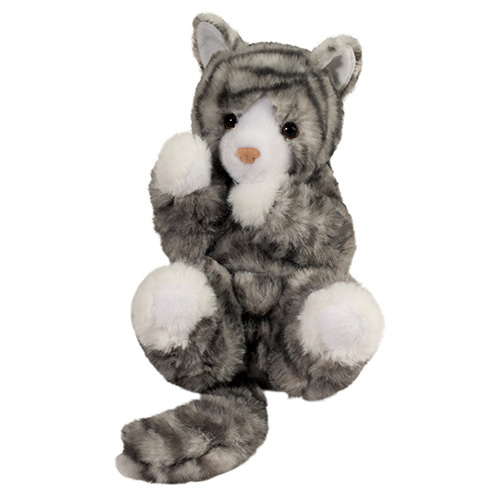 Tabby Cat Plush Stuffed Animal