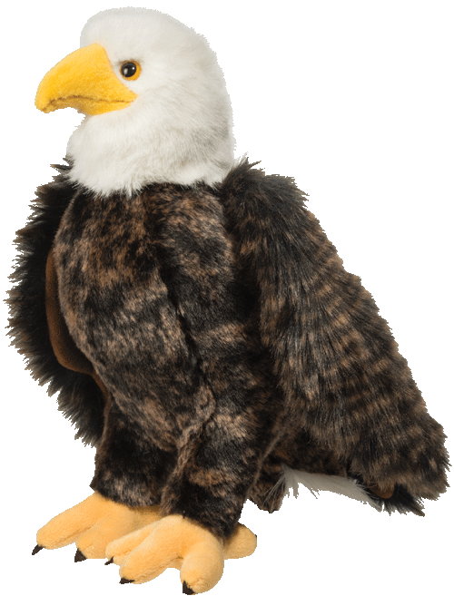 Eagle Adler 12� Stuffed Plush Animal