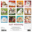 2020 Persians Calendar Willow Creek
