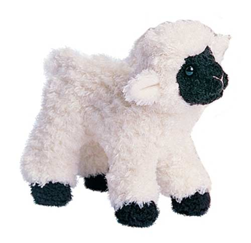 Clementine the Sheep Plush Stuffed Animal 5