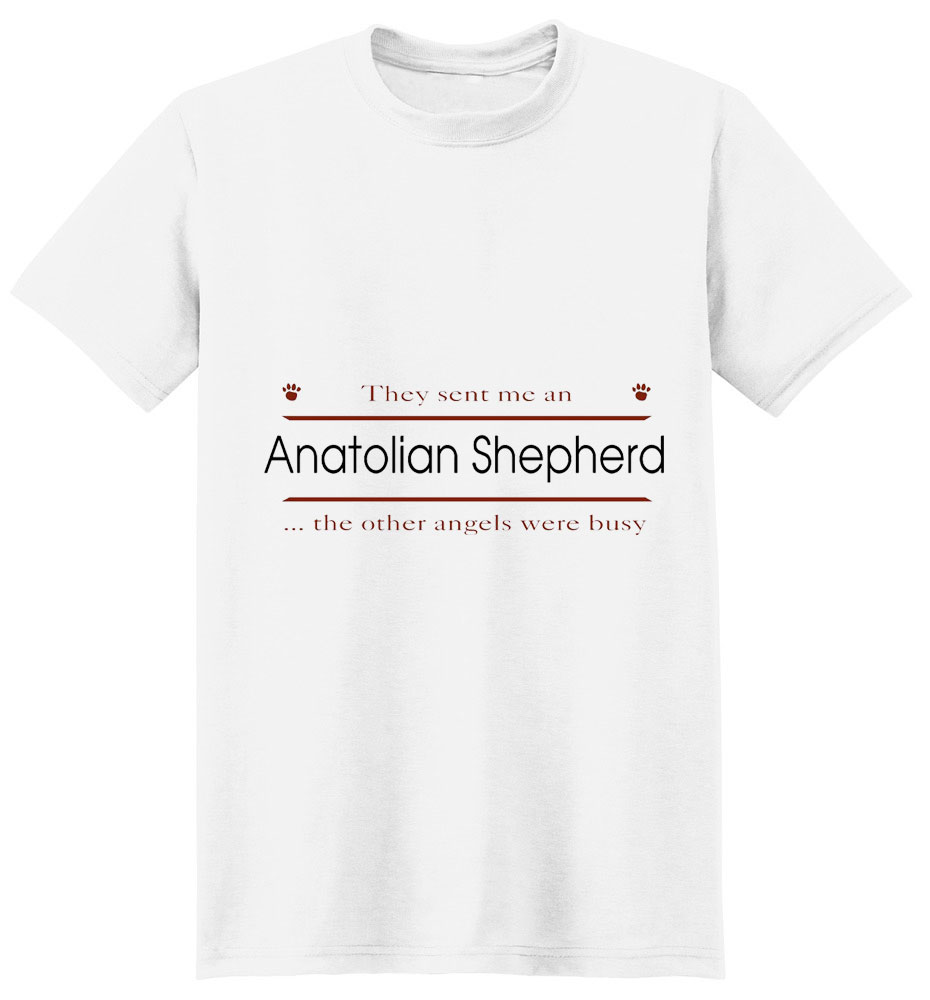 Anatolian Shepherd T-Shirt - Other Angels
