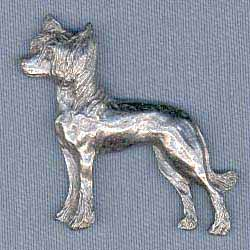 Chinese Crested Pin