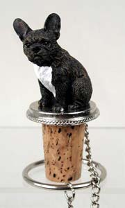 French Bulldog Bottle Stopper