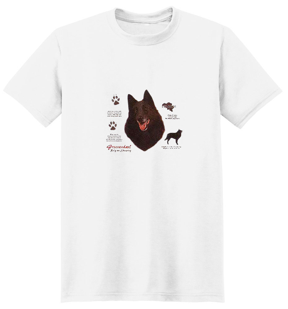 Belgian Sheepdog T-Shirt - History Collection