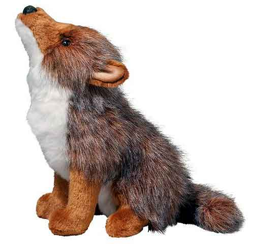 Rambler Coyote Plush