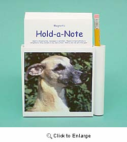 Whippet Hold-a-Note