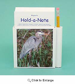 Heron Hold-a-Note