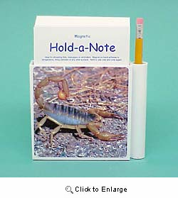 Scorpion Hold-a-Note
