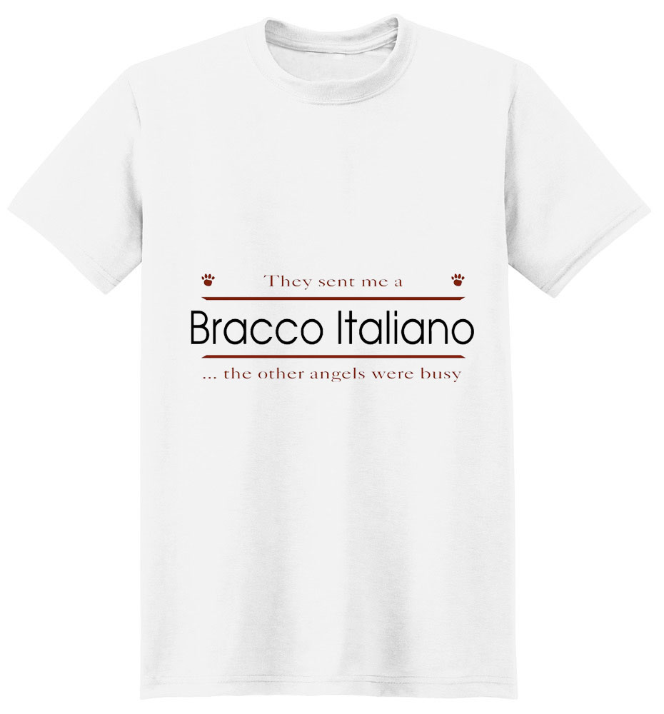 Bracco Italiano T-Shirt - Other Angels